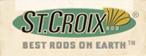 St Croix Rods logo
